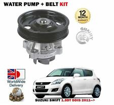 FOR SUZUKI SWIFT 1.3 DT DDIS DIESEL D13A 2011-  NEW WATER PUMP KIT