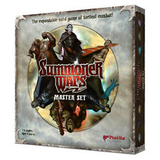 SUMMONER WARS - Master Set Board Game (Plaid Hat Games) #NEW