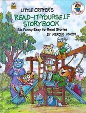 Little Critter's Read It Yourself Storybook-ExLibrary
