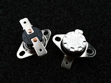 5pcs Temperature Switch Thermostat KSD301 (KSD302) 90°C 194℉ NO