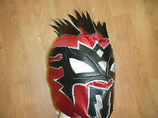 KALISTO CHILDRENS KID FULL HEAD WRESTLING MASK NEW FANCY DRESS UP COSPLAY WWE