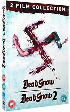 Dead Snow 1 & 2 DVD Double New/Sealed UK Stock