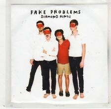 (GD440) Fake Problems, Diamond Rings - DJ CD