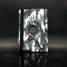 Camo Series Rotating PU Leather Magnetic Case Smart Cover Stand For iPad 2 3 4