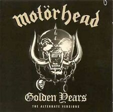 Golden Years: Alternate Versions Motorhead Music-Good Condition