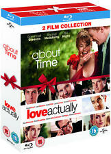 About Time/Love Actually (with UltraViolet Copy - Double Play) [Blu-ray]