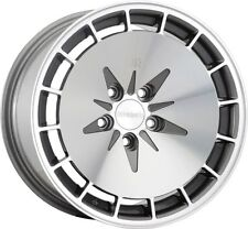16X9 +18 Klutch KM16 4x100 Machined Wheel Fit MAZDA MIATA MX5 CIVIC SI INTEGRA