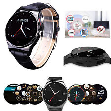 Touch Screen Bluetooth Smart Watch Heart Rate Monitor For Android Cell Phone HTC