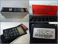 Danfoss VLT XX20STR3DLF00A00C0 In 3x380-500V 2.6A 2.5A Out 3x.. 2.8A 2.6A 2.1kVA