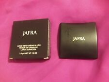 Jafra Long Wear Creme Blush Cashmere Wine .12 OZ. Satin Finish