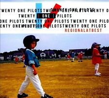 Twenty One Pilots Regional At Best VERY Rare Promo 2 CD Set!