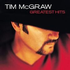 Greatest Hits by Tim McGraw (CD, Nov-2000, Curb)
