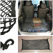 Car Rear Trunk Envelope Style Fixed Sundries Double Layer Storage Resilient Net