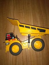 "CAT 9"" Lights and Sound Rumbling Dump Truck Distributed by Kettler Toys"