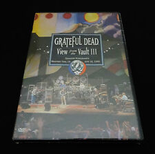 Grateful Dead View from the Vault 3 Three III DVD 1990 1987 Shoreline CA New 1st