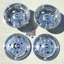 19.5 2008-2015 Dodge 4500 / 5500 10 Lug Dually Wheel Simulators