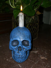 Latex Mold for a Skull Candle Holder Latex Mold For Concrete / Plaster