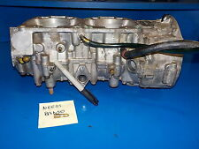 SKIDOO SUMMIT 800 HO ROTAX CRANKCASE JOURNALS SMOOTH NEEDS 1 CHECK VALVE AS SEEN