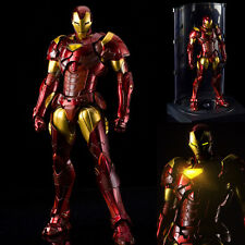RE:EDIT Iron Man 02 Extremis Armor Action Figure Marvel Sentinel