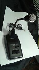 Ham Radio DESK MIC solid state amplifier and switch to narrow for SSB DM502B