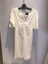 Abyss by Abby Gair Dress Size M White Mini Dress