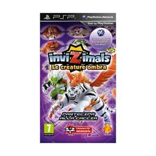 Invizimals Le Creature Ombra PSP - 711719169673