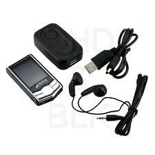 Brand New 4GB 1.8inch Screen Slim MP3 MP4 Player With FM Radio Black Game Music