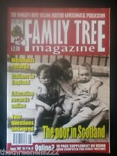 FAMILY TREE MAGAZINE - METHODIST RECORDS - AUG 2003