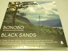 Bonobo-BLACK SANDS - 2lp Vinyl & mp3 // NUOVO & OVP