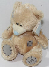"Carte Blanche 5"" ME TO YOU Tan STITCHES PATCHES Teddy Bear STUFFED PLUSH Toy NEW"