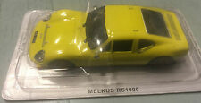 "DIE CAST "" MELKUS RS1000 "" AUTO DELL' EST SCALA 1/43"
