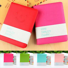 Mini Smile Paper Note Book Diary Notebook Memo Cute Portable Note Smiley Lovely