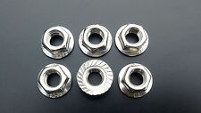 Stainless Steel Sprocket Nut Set for Yamaha TDM 850 from 1991- 2001