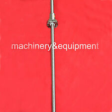 1PC WITHOUT END MACHINE ANTI BACKLASH BALLSCREW RM1605-1350MM-C7 FOR CNC XYZ