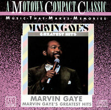 Marvin Gaye : Marvin Gayes Greatest Hits CD (1990)