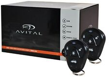 AVITAL 5105 Car Remote Start /Security/ Keyless Entry 1-Way System Avital 5105L