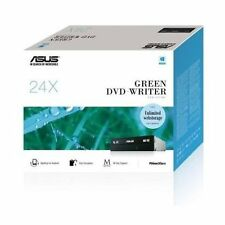 ASUS 24x Dual Layer MASTERIZZATORE DVD SATA DVD ± RW Optical Drive RETAIL BOXED
