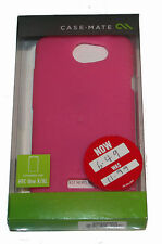CASE-MATE Emerge Smooth CM020506 Case for HTC One X/XL - pink
