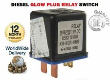 FOR KIA SEDONA 2.9TD 1999-7/2001 NEW DIESEL GLOW PLUG RELAY  0K552-18-670