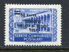 30899) TURKEY 1957 MNH** Istanbul Philatelic Exhib, 1v.