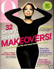 O The Oprah Magazine The Makeovers Issue (September 2014, Volume 15, Number 9)