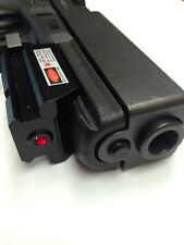CA Red Laser PISTOL Glock 17 19 20 21 22 23 30 31 32 Weaver/Picatinny Rail 20mm