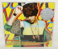 K-POP Super Junior Mr. Simple Taiwan CD Type A (Cover: Kyu Hyun)