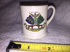 Vintage Miniature Cup Arcadian China Stoke On Trent