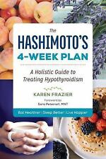 The Hashimoto's Recovery Plan by Sonoma Press Staff (2016, Paperback)