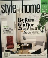 STYLE AT HOME Smart Decor Updates Before & After Design Pros 2/15 FREE SHIPPING