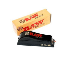 RAW rolling papers Loader shooter Filler for 1 1/4 Size PreRolled CONES New