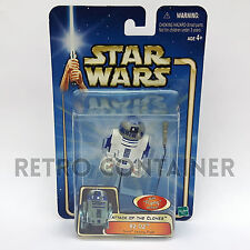 STAR WARS Kenner Hasbro Action Figure - SAGA COLLECTION - R2-D2 (Factory Flight)