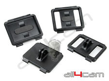 Back Door Mount Set for GoPro HERO 3, 3+, 4 | Housing Back Door | Accessories