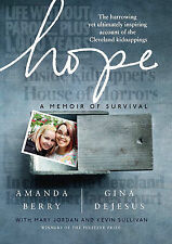 NEW Hope by Amanda Berry & Gina DeJesus Hardcover Book Free Shipping